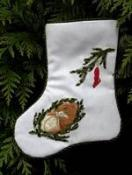 The Stocking was hung